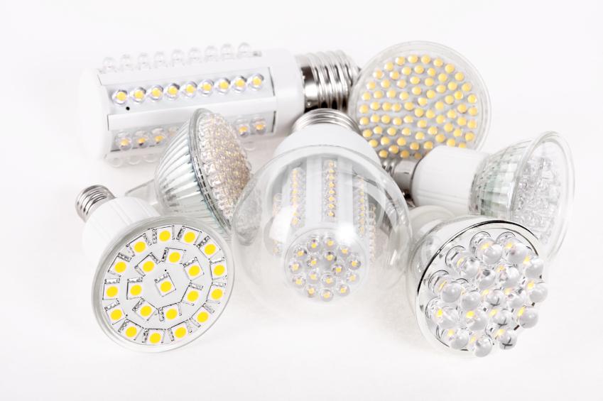 Verschillende soorten led verlichting led verlichting lampen