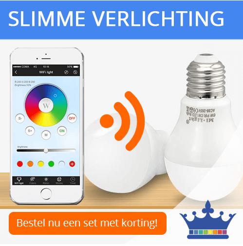 Slimme verlichting led verlichting lampen for Philips slimme verlichting