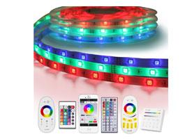 RGB led strips kopen