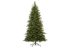 Kerstbomen met led verlichting
